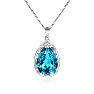 Teardrop Pendant Necklaces