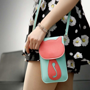 Shoulder Phone Coin Bag