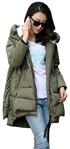 Women's Thickened Down Jacket by Orolay