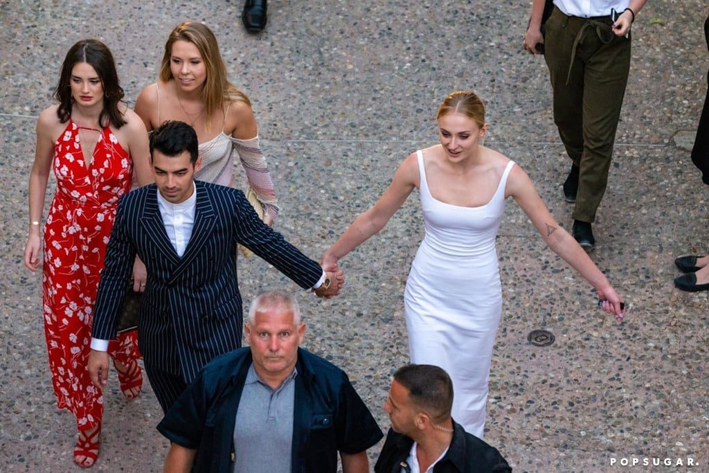 Sophie Turner Wedding dress