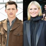 Tom Holland and Gwyneth Paltrow. Eugene Gologursky/Getty Images; Amy Sussman/Getty Images