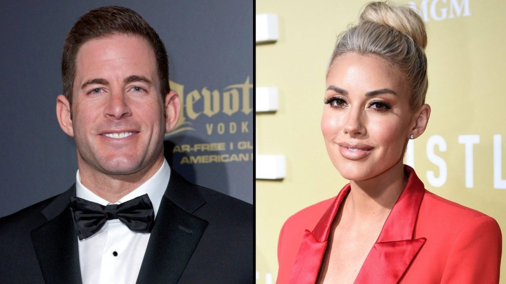 Tarek El Moussa and Heather Rae Young Stewart Cook/Shutterstock; Dan Steinberg/Shutterstock