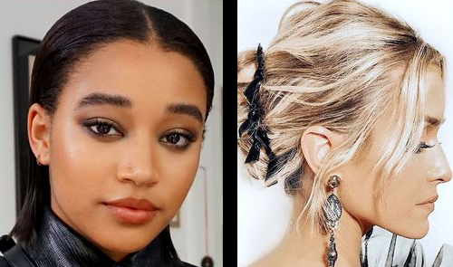 17 Best Winter Hair Styles s 2019