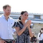 Meghan and Harry Have the Matching Bracelets