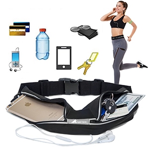 Multi Usage Waterproof Running Belt
