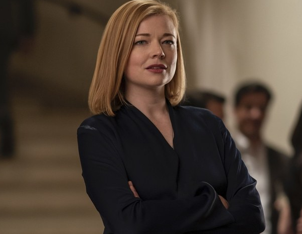 Best Outfits of Shiv Roy -Sarah Snook-on Succession