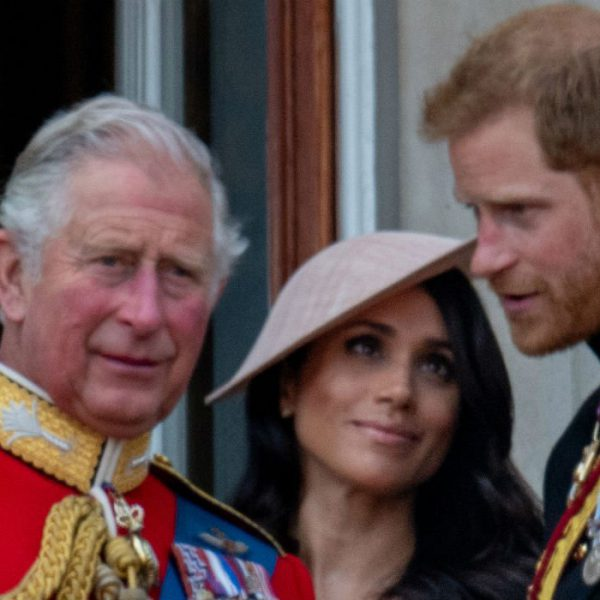 Prince Charles Will Bankroll Prince Harry & Meghan Markle's First Year As Non-Working Royals