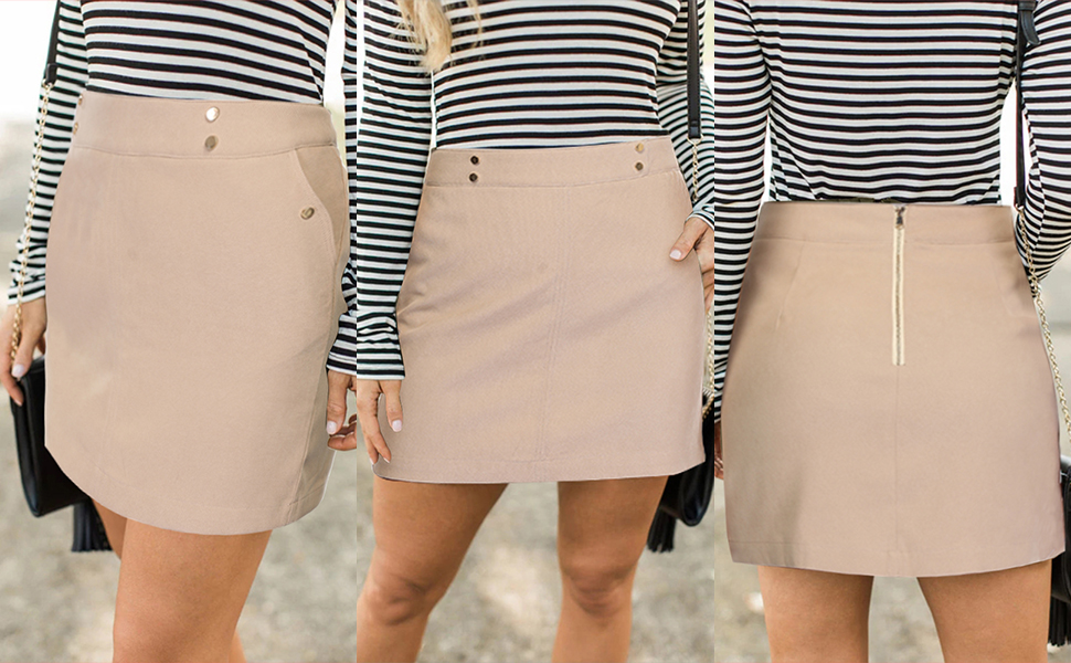short skirt for women