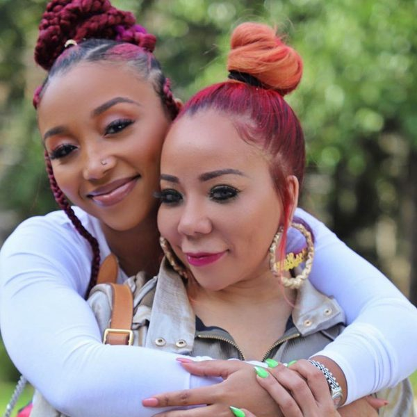 Tiny Harris Proudly Announces New Music From Her Daughter, Zonnique Pullins, Just In Time For Valentine's Day