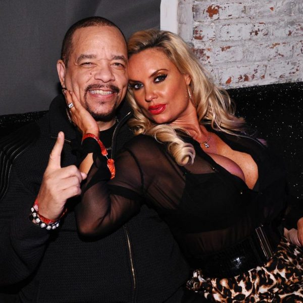 Ice-T 's Wife Coco Austin Daughter Chanel
