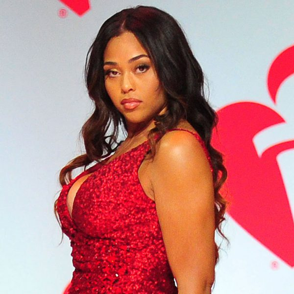 Jordyn Woods Shares Jaw-Dropping Pics In Red Lingerie Ahead Of Valentine's Day - Megan Thee Stallion Flirts With Her