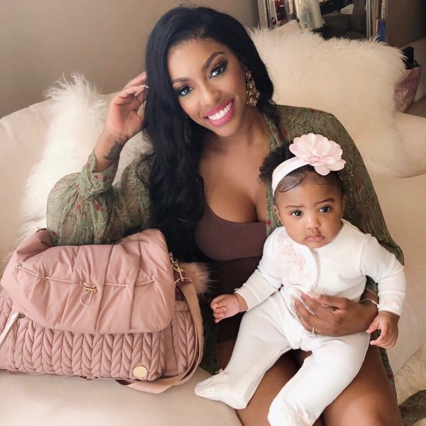 Porsha Williams Shares Pics And Videos From PJ's First Valentine's Day