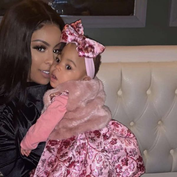 Alexis Skyy Is Proud To Be The Mother Of Alaiya Grace And Publicly Proclaims Her End
