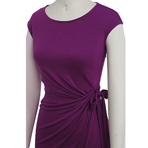 black wrap dress wedding guest dress dresses for women party wedding purple bodycon dress elegant