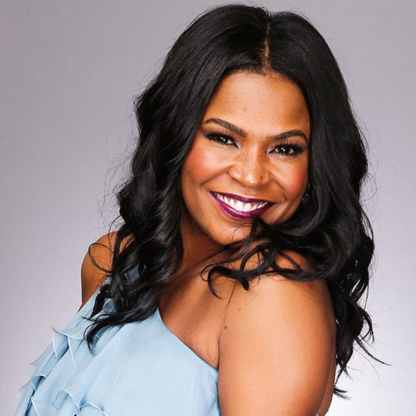 Nia Long Charlamagne Tha God Her Father