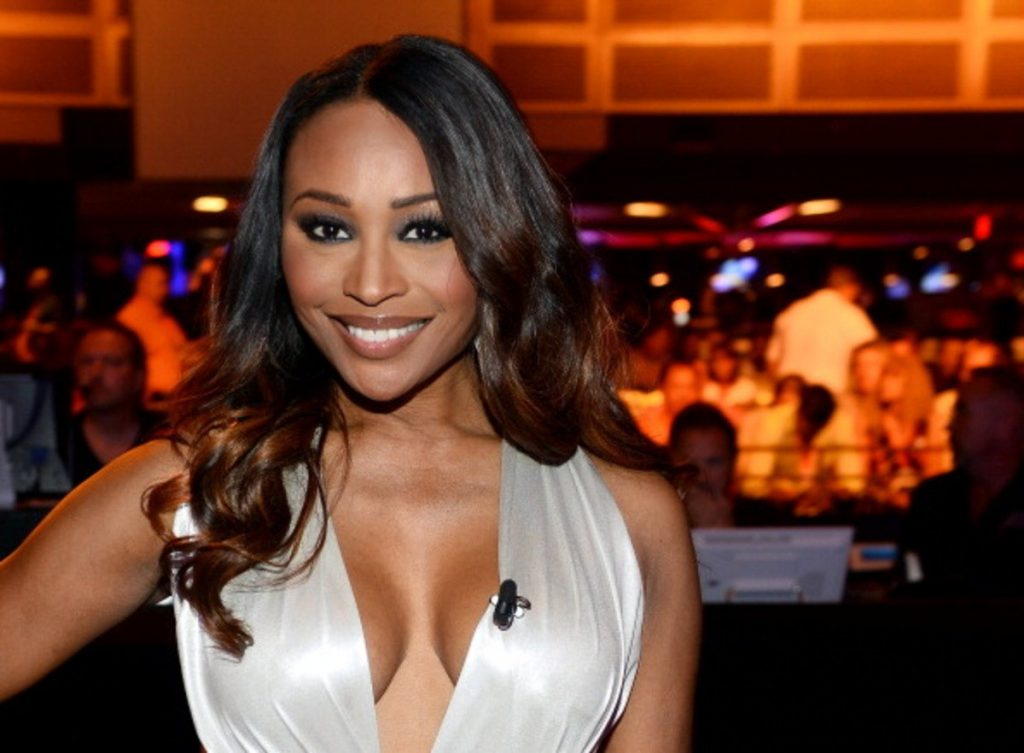 Cynthia Bailey Reveals A New Beauty Hack For Fans - Check Out Her Video