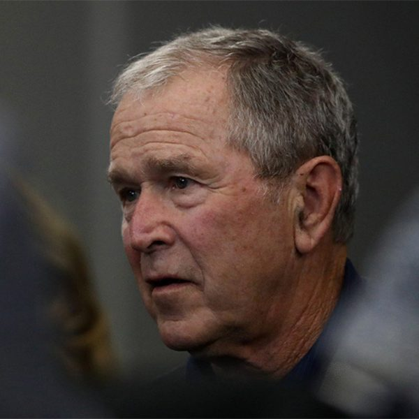 George W. Bush Shares Empathetic Message Amid COVID-19 Pandemic, Twitter Responds With Both Praise & Disgust