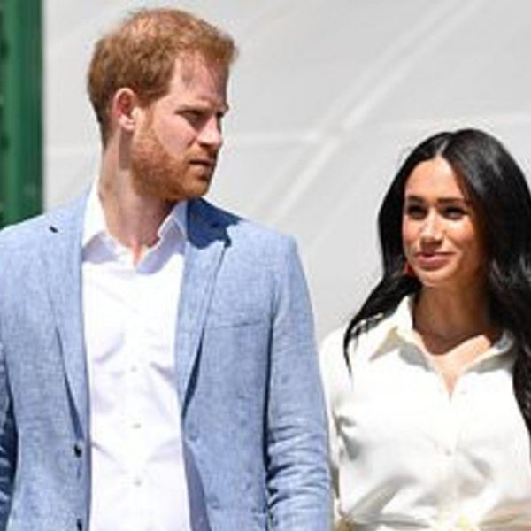 Meghan Markle Has 'Americanized' Prince Harry Says Ladies of London's Julie Montagu