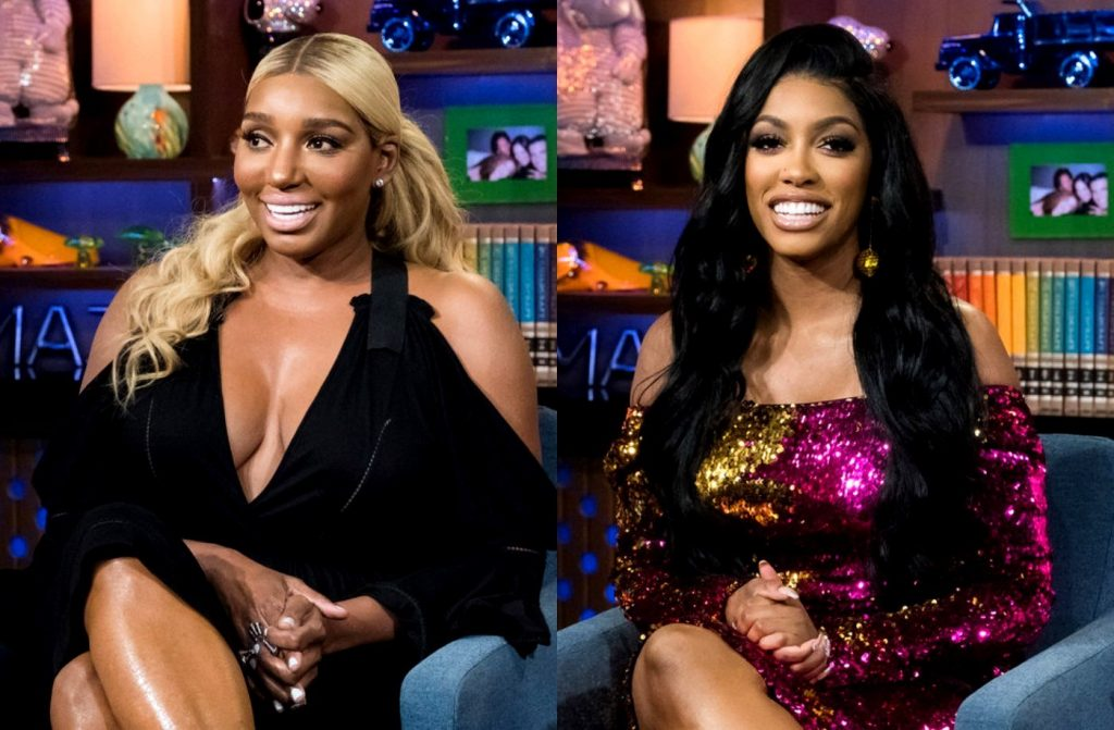 NeNe Leakes Publicly Praises Her BFF, Porsha Williams, After PJ's Mom Has Her Back
