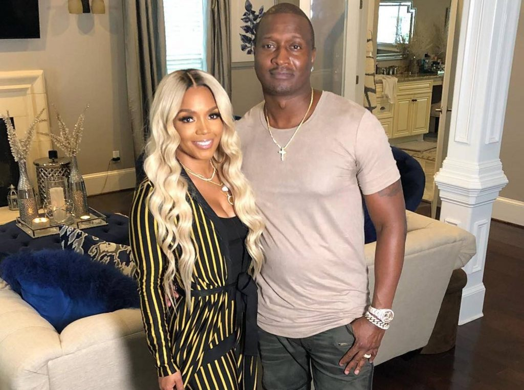Rasheeda Frost Puts Kirk Frost To Work Again! Check Out What He's Been Doing In The Video