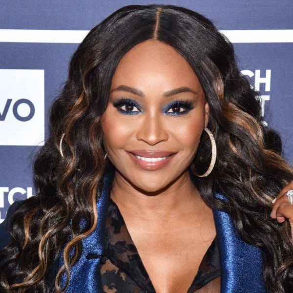 Cynthia Bailey Slays A Grecian Goddess Vibe In Her RHOA Virtual Reunion Outfit - Fans Are Bashing Her Hard For This Reason