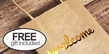 free welcome bags