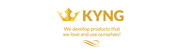 Kyng Power Tactical Fitness Solar