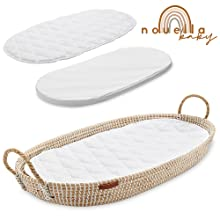Basket comes with pad and liner