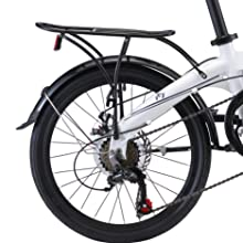 bikes commuter kespor bicycle speed best city bike folding