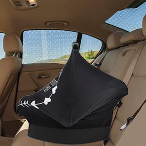 stretchy carseat covers babies cozy covers car seats dinosaur car seat canopy mother's day gifts
