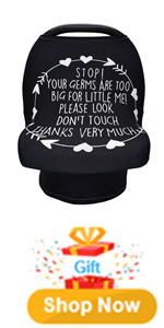 car seat cover babies infant nursing cover carseat carset stop Not touch